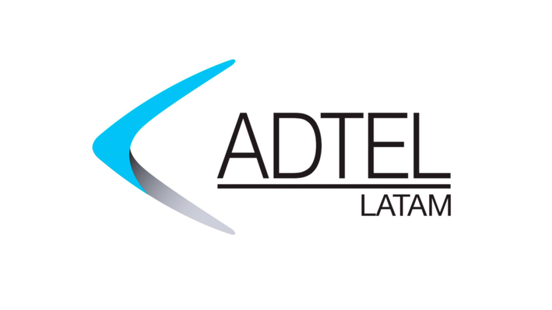 Logo Adtel Latam